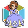 Princess Adventure: best arcade with princess Kate 圖標