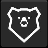 Медведь - мужские стрижки icon