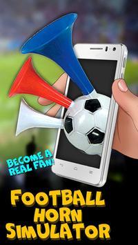 Football Horn Simulator poster