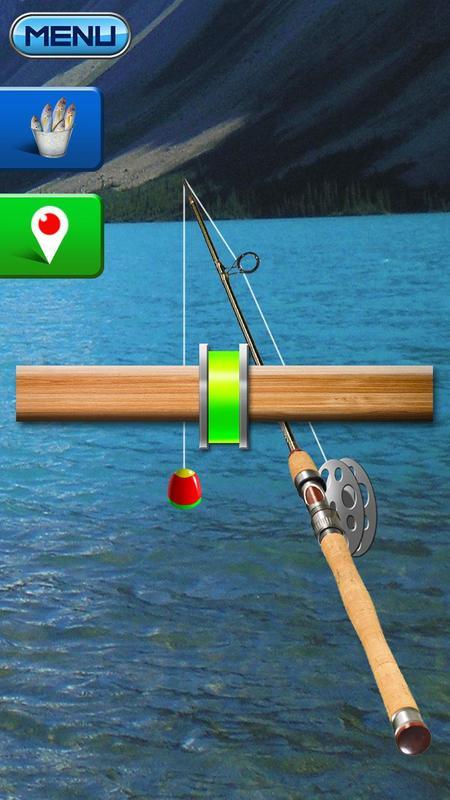 Fishing real simulator apk download free simulation game for Real fishing games