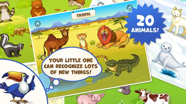 Zoo Playground: Games for kids apk screenshot