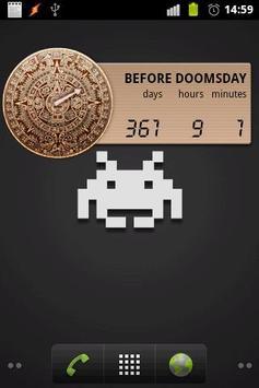 Mayan Doomsday Widget screenshot 2