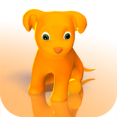 A tale about the puppy, free icon