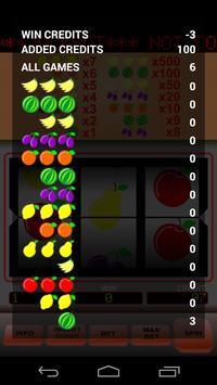 Fruits slots apk screenshot