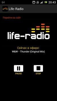 Life-Radio poster