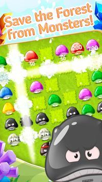 Puzzle Mushrooms screenshot 1