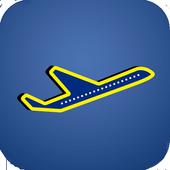 Business Flights icon