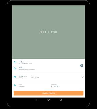 Business Flights apk screenshot