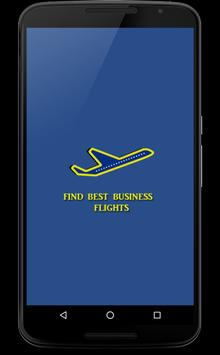 Business Flights poster