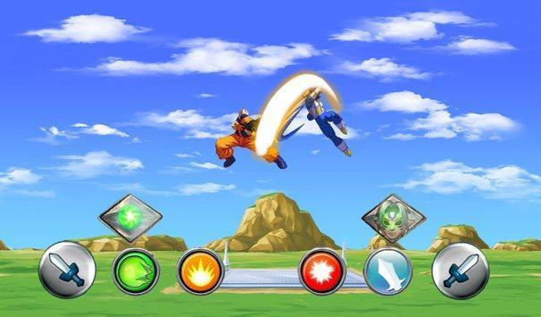 Dragon Goku Saiyan Super final Battle screenshot 3