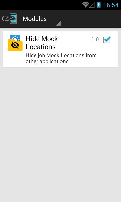 Hide Mock Locations for Android - APK Download