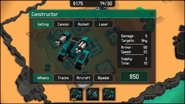 MechCom 2 - 3D RTS تصوير الشاشة 12