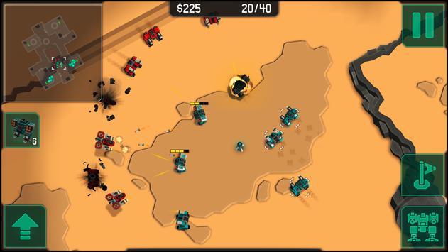 MechCom 2 - 3D RTS تصوير الشاشة 13