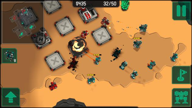 MechCom 2 - 3D RTS スクリーンショット 4
