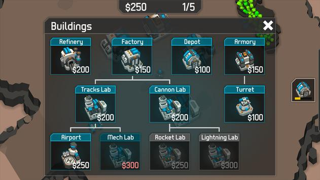 MechCom 3 - 3D RTS screenshot 11