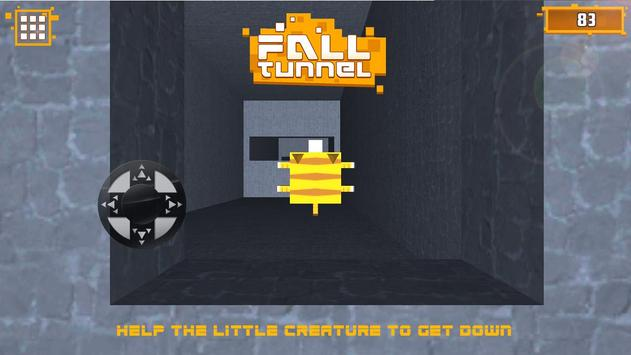 Fall Tunnel apk screenshot