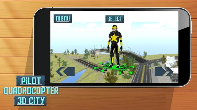 Pilot Quadrocopter 3D City APK Download - Free Simulation