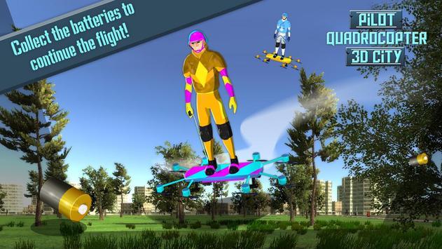 Pilot Quadrocopter 3D City APK Download - Free Simulation