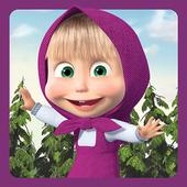 Masha, run icon