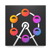 Bars B2C icon