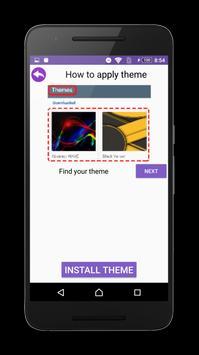 Xperia Themes Catalog apk تصوير الشاشة