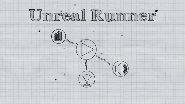Unreal Runner poster