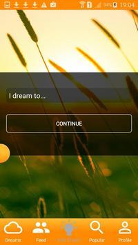 Dreamea poster
