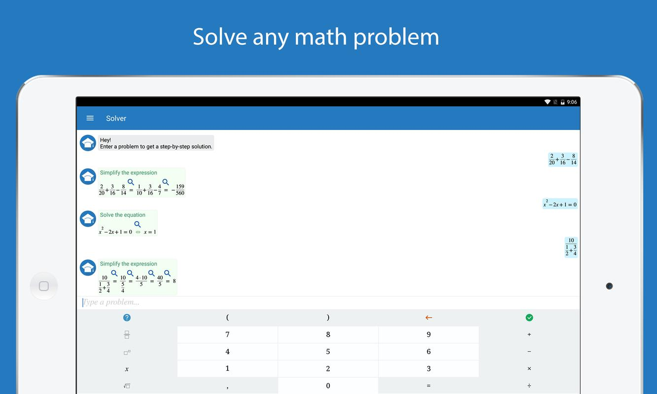 Math Solver APK Download - Free Education APP for Android | APKPure.com