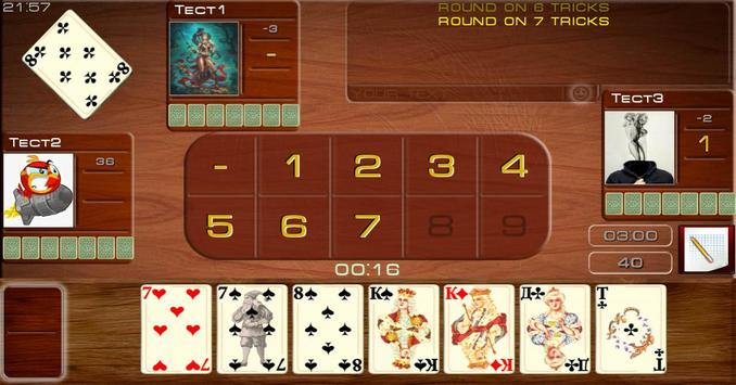 Poker raspisnoy Online screenshot 2