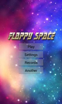 Flappy Space apk screenshot
