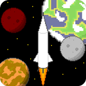 SPACE FLIGHT icon