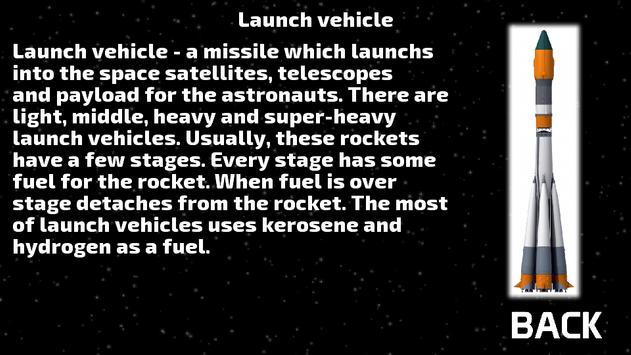 SPACE FLIGHT apk screenshot