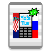 Hrv-Rus dictionary MobiturFree icon
