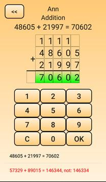 Math. Addition, subtraction. apk screenshot