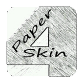 ru.fourpda.skins.PaperSkin icon