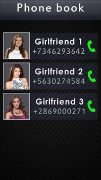 Fake Video Call Girlfriend screenshot 1