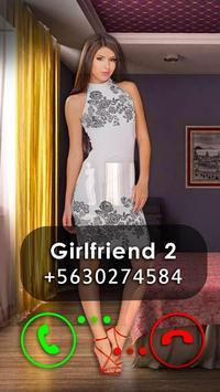 Fake Video Call Girlfriend screenshot 3