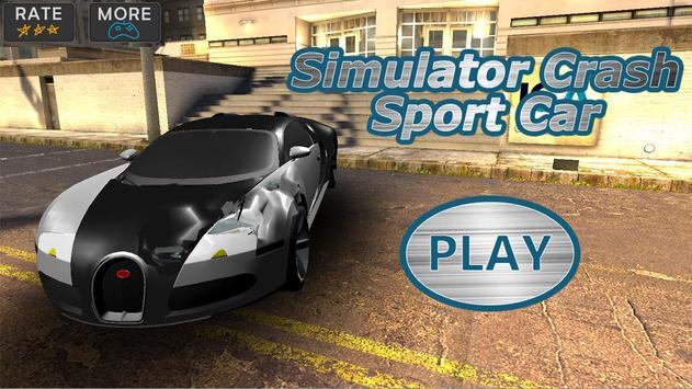 Simulator Crush Sport Car screenshot 1