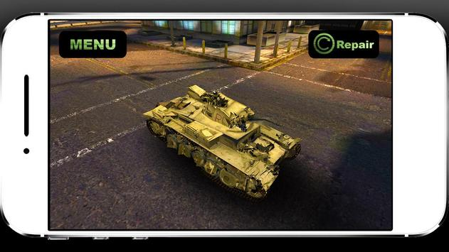 Simulator Crush War Car screenshot 6