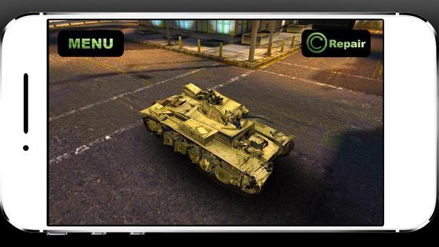 Simulator Crush War Car screenshot 3