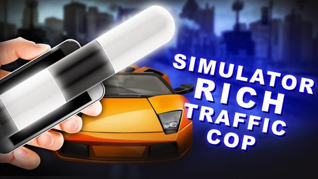 Simulator Rich Traffic Cop poster