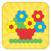Mosaic for kids icon