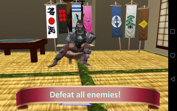 The Battle of the Samurai apk screenshot