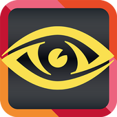 EyeCare: relaxation of eyes icon