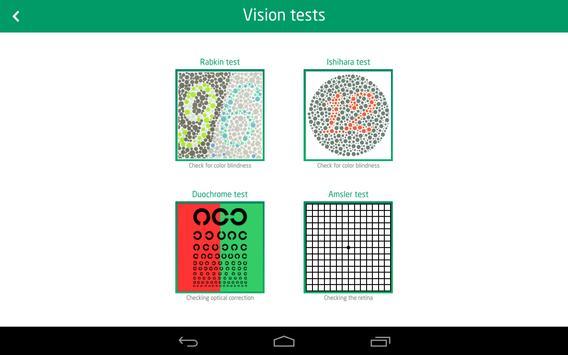 EyeCare: relaxation of eyes apk screenshot