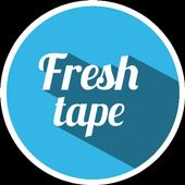 Fresh tape icon
