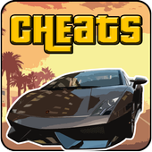 Cheats on GTA 4 icon