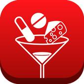 Лекарства, пища и алкоголь icon