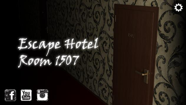 Escape Hotel: Room 1507 poster