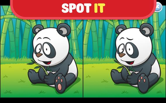 Spot it 2 poster